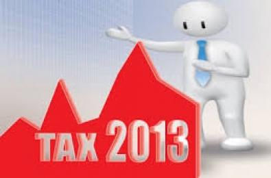 Guide on tax declaration according to Circular 156/2013/TT-BTC