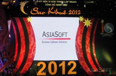 Bản tin ICT - VTC: Doanh nghiệp đạt giải Sao Khuê 2012
