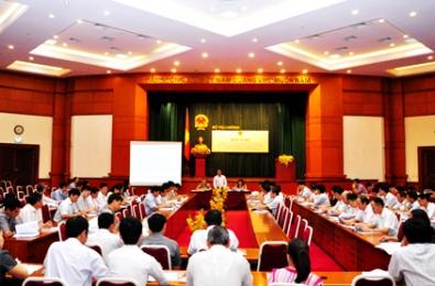 Triển khai nghị định của Chính phủ về thu tiền thuê đất và sử dụng đất
