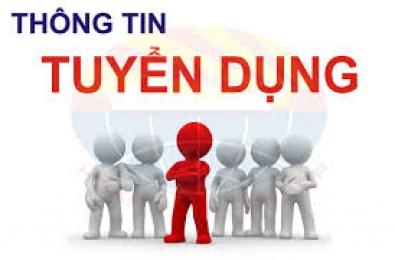 CN HỒ CHÍ MINH - TUYỂN DỤNG THÁNG 3/2017