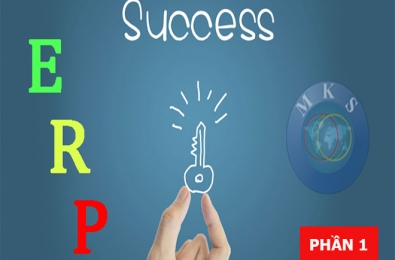 9 BASIC STEPS TO SUCCESSFUL ERP SOFTWARE (P1)