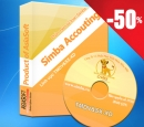 Double discount: 50% OFF SIMBA ACCOUNT SOFTWARE