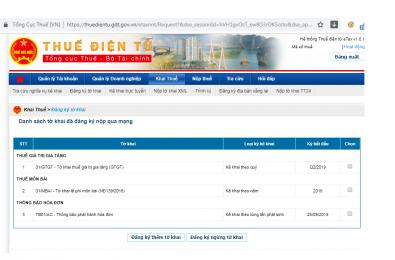 Hướng dẫn chi tiết thông báo phát hành hóa đơn điện tử lần đầu qua mạng