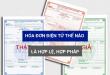 3 bước 'nhận diện' hóa đơn điện tử hợp pháp & hợp lệ