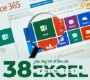 Bộ 38 phím tắt giúp tăng tốc độ làm việc với Excel