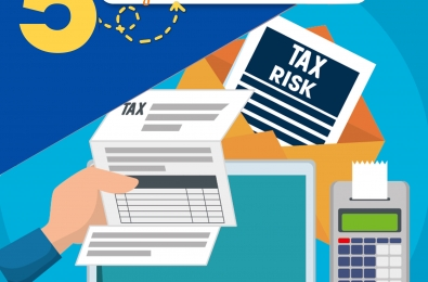 5 Things businesses need to pay attention to to minimize tax risks