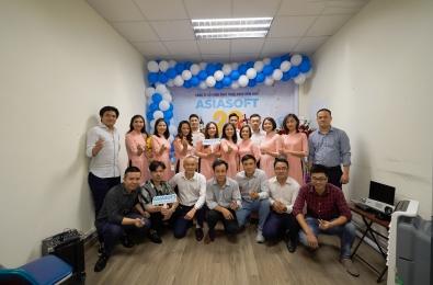 Tưng bừng mừng sinh nhật 20 năm Asiasoft