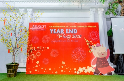 Asia HCM - Year End Party 2020