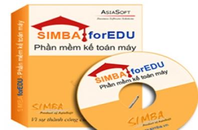 Phần mềm SIMBAforEDU