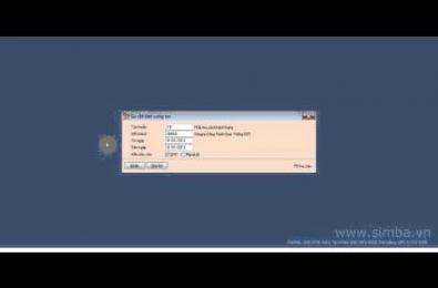 Một số tiện ích của bản Simba 4.0